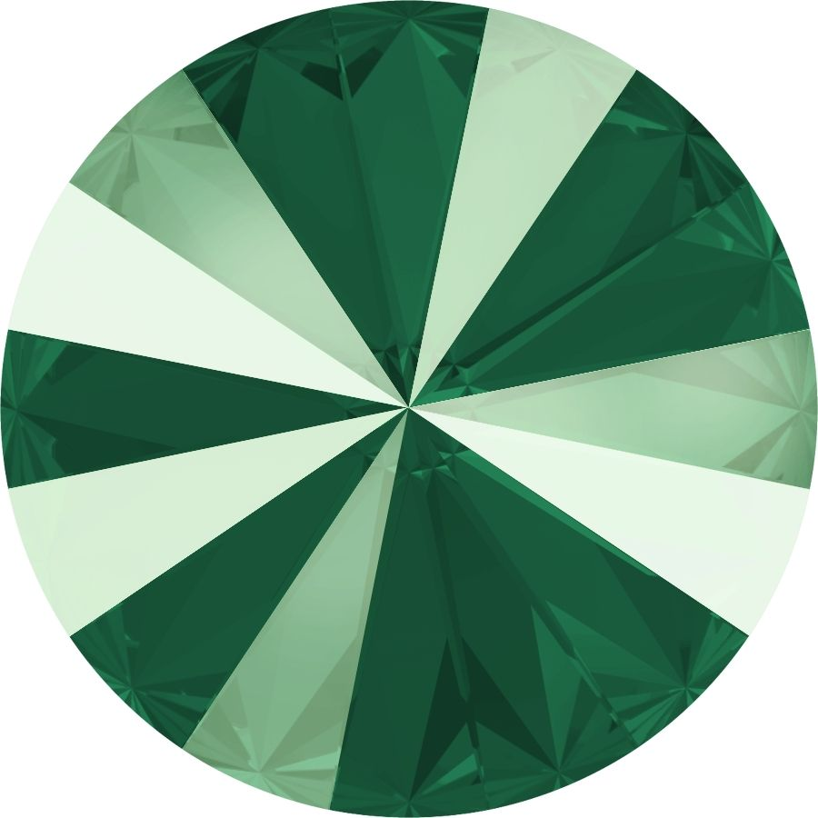 Swarovski® 12 mm Royal Green