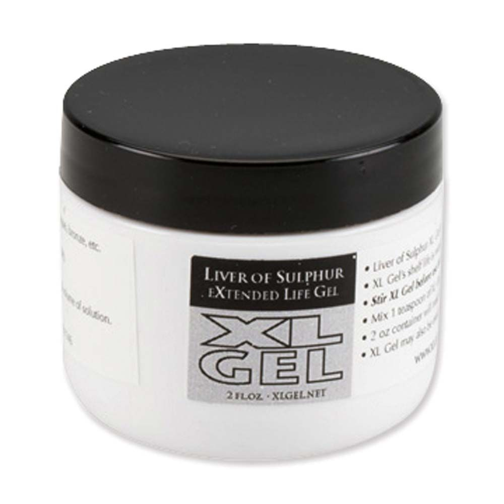 Patina XL Gel Liver of Sulphur 59ml
